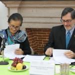 El  Instituto Nacional de Desarrollo Social y la UVM firman convenio de colaboración para fomentar en jóvenes el trabajo voluntario y el emprendimiento social
