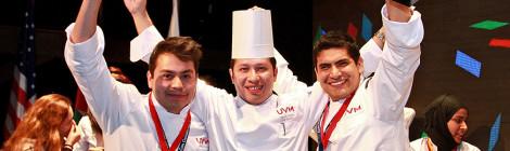 México se impone en competencia culinaria Internacional