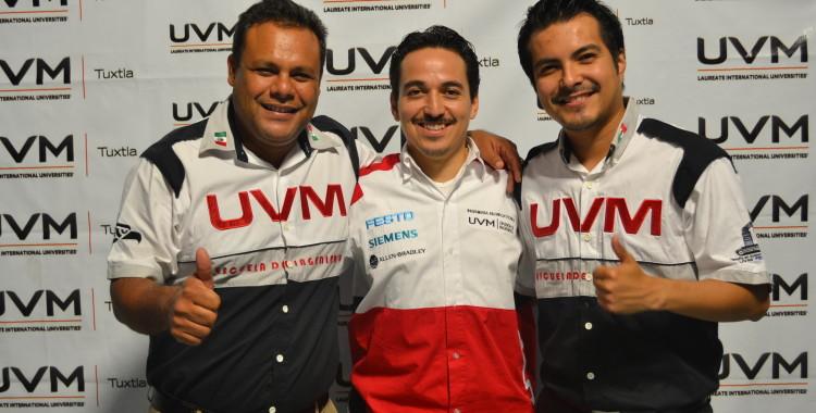 Docentes de la UVM Campus Tuxtla, Obtienen Certificación Profesional en Solid Works