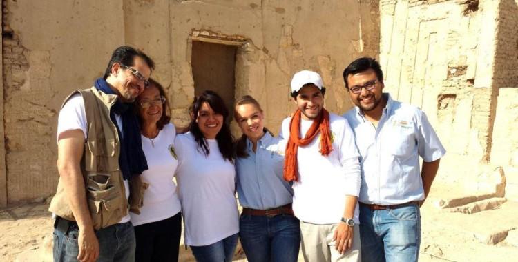 Participan Docentes y Estudiantes de la UVM en la consolidación de estructura de muros y bóvedas de la Tumba Tebana 39, del Profeta Puimra, en Egipto