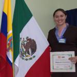 Egresada de UVM Campus Veracruz crea jabón biodegradable con desechos de aceite comestible
