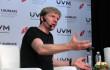 Soluciones inteligentes para los grandes problemas del mundo, propone Bjorn Lomborg ante alumnos de UVM