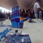 Construyen en UVM Campus Guadalajara Sur Prótesis de Mano Electromecánica