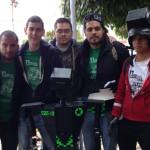 Estudiantes de UVM Campus Veracruz crean Robot que sustituiría al hombre en tareas peligrosas que actualmente lo ponen en riesgo