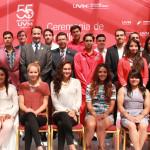 Reconocen Triunfos de los Linces de la Universidad del Valle de México en competencias internacionales
