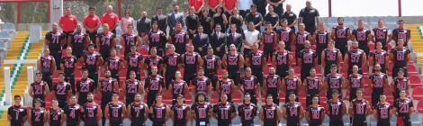 """""""Linces"""" de la Universidad del Valle de México, cumplen 10 años de jugar en Liga Mayor de Futbol Americano"""