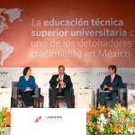 Técnico Superior Universitario, alternativa para detonar la productividad en el país: ProMéxico y UVM