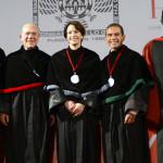 Reciben Doctorado Honoris Causa de UVM, José Ángel Gurría, Alondra de la Parra y Antonio Villaraigosa
