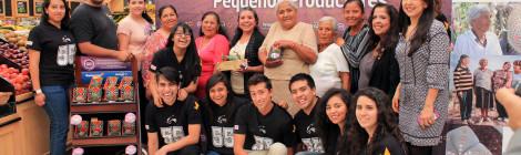 """Mujeres del desierto de San Luis Potosí lanzan su proyecto """"De Cierto Verde"""" en tiendas Superama"""
