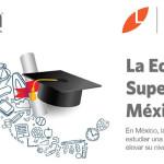 Mexicanos confían en que estudiar una licenciatura contribuye a elevar su nivel de vida.