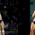 Trabajo en equipo, la clave del éxito para los atletas Iván García y Germán Sánchez