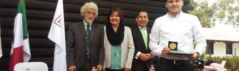 Estudiante de UVM Campus Toluca, gana 2º lugar de la Bienal de Arquitectura del Estado de México