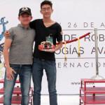 Estudiantes de UVM Campus Hispano a competencia de robótica en Japón