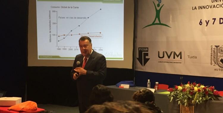 La Biotecnología, la ciencia del futuro que puede ayudar a erradicar el cáncer: Dr. Luis Jesús Galán Wong