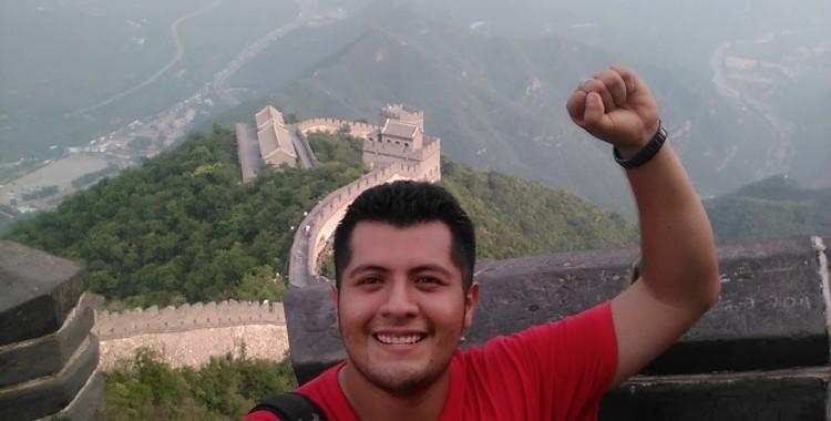 Alumno de UVM Campus Cuernavaca, gana beca Top China; estudió en el Instituto Tecnológico de Beijing