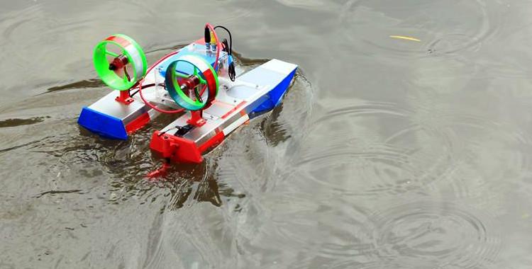 "Estudiantes de UVM Campus Villahermosa diseñan Equipo Autónomo ""Aquametrics"" que monitorea calidad del agua en ríos naturales"