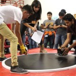 El International Robot Sumo Tournament 2016, el reto más importante de sus vidas: alumnos de UVM Campus Hispano