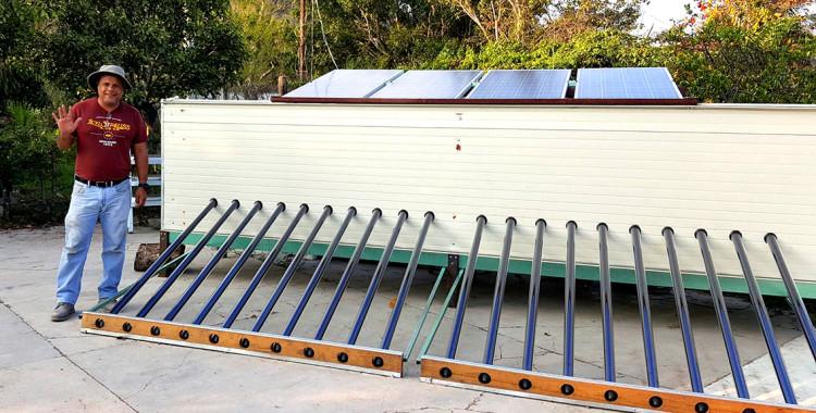 UVM Campus Tuxtla desarrolla Secador Solar Híbrido, único en su tipo en México