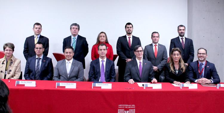 Signan convenio  de colaboración en materia de salud, UVM con Fundación Carlos Slim y 3M