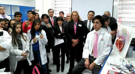 La Ingeniería Biomédica, ayudará a mejorar la calidad de vida de las personas y animales