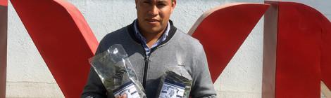 Fue migrante, regresó a México, ahora es empresario social