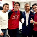 Desarrollan estudiantes de UVM Campus Toluca sistema de accesos a control remoto