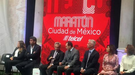 UVM, Patrocinador del Maratón Internacional de la Ciudad de México por tercer año consecutivo