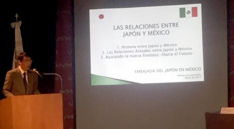 Japón abre sus puertas a más universitarios mexicanos: Akira Yamada, Embajador