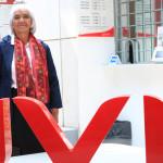 Quien no termina de estudiar es porque no quiere: Ma. Dolores Morales, quien se titula a los 80 años en Derecho en UVM Campus San Ángel