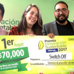 Egresados de la UVM Campus Lomas Verdes, obtienen el Primer Lugar del Premio Innovación Sustentable 2017