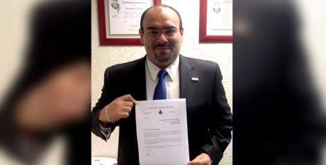 Docente de UVM Campus Santa Fe, nuevo miembro del Instituto Internacional de Derecho Espacial