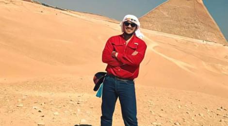 Egresado de UVM Tlalpan, colabora en el proyecto de generación eléctrica más grande del mundo en Egipto