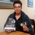 Estudiante de UVM consigue Campeonato Mundial en carrera drones