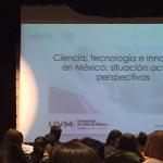 Participa Director General de Conacyt en VIII Congreso Nacional de Investigación de UVM