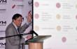 El ex Ministro Javier Mancera, ofreció ante estudiantes de la UVM, la ponencia: Posibles escenarios de la negociación del TLCAN 2.0