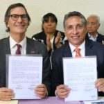 Firma alcaldía de Coyoacán convenio de colaboración con la Universidad del Valle de México