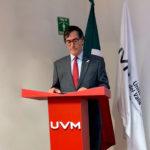 Recibe UVM la Coordinación General de la Comisión de Investigación de FIMPES